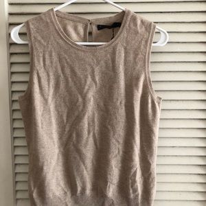 Brook Brothers Cashmere Sweater Vest/Shell